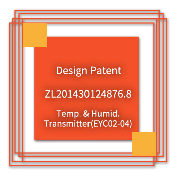 eYc-Design-Patent-ZL201430124876.8-Temp.-Humid.-Transmitter(EYC02-04)