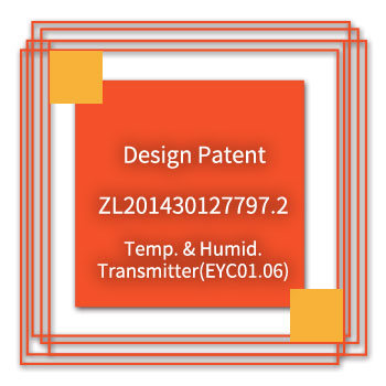 eYc-Design-Patent-ZL201430127797.2-Temp.-Humid.-Transmitter(EYC01.06)