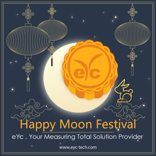 Wish you a Happy Chinese Mid-Autumn Festival