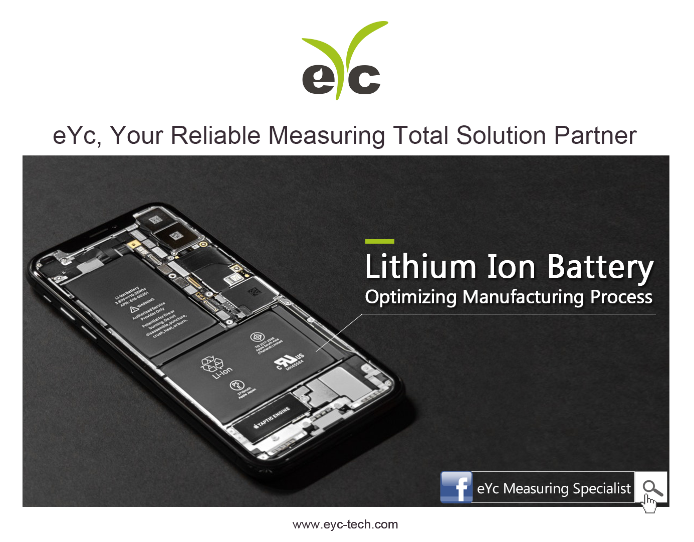 Glove Box and Lithium-ion Battery applied to Optimizing Manufacturing Process - Dew Point Measuring Solution